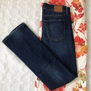 Lucky Brand Brooke slim bootcut Jeans